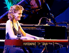 Rachel Flowers, 2010 Student Jazz Winner